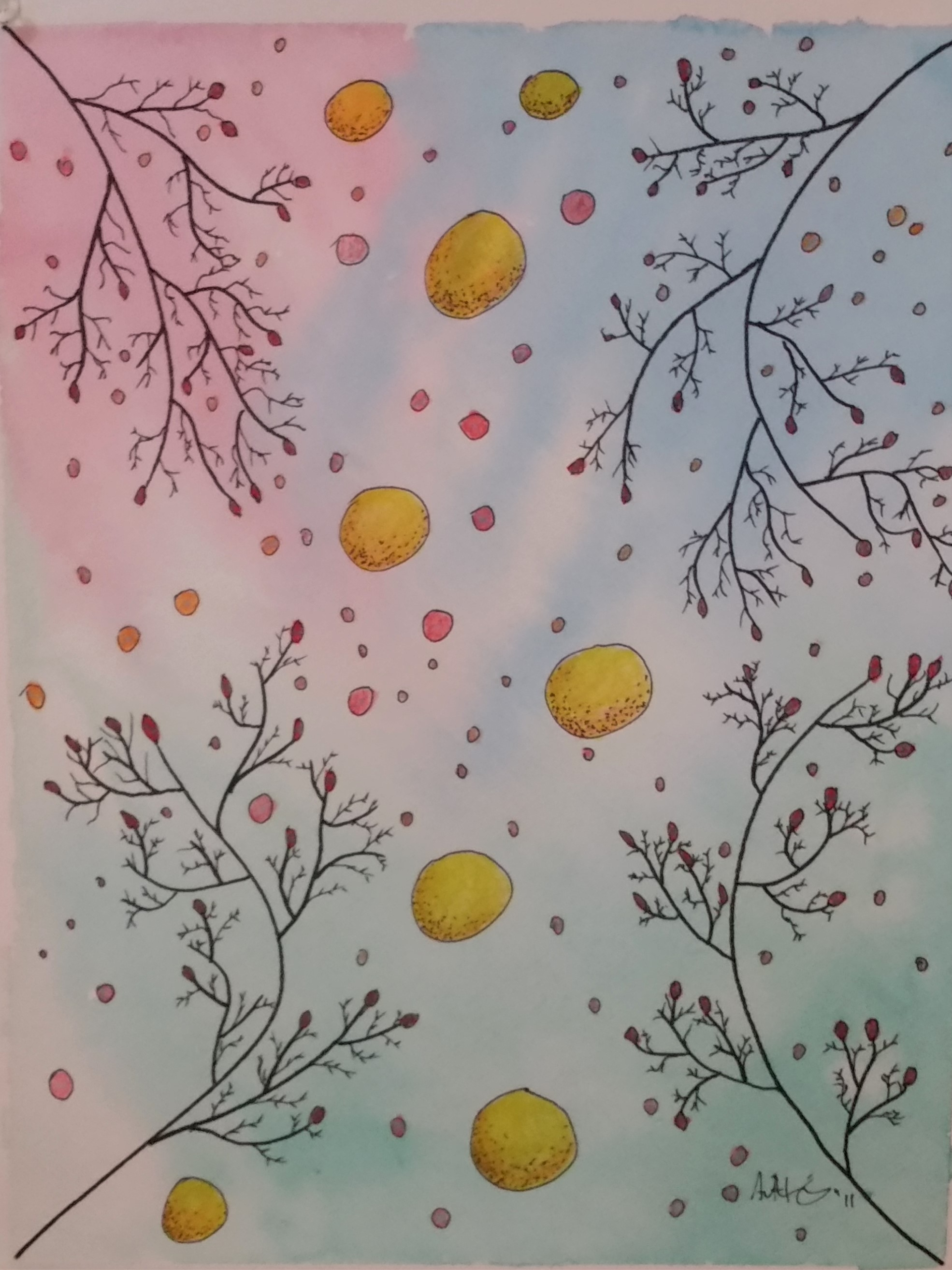 Spheres and Twigs 1